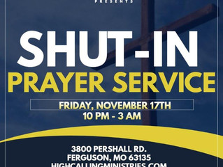 Prayer still works!