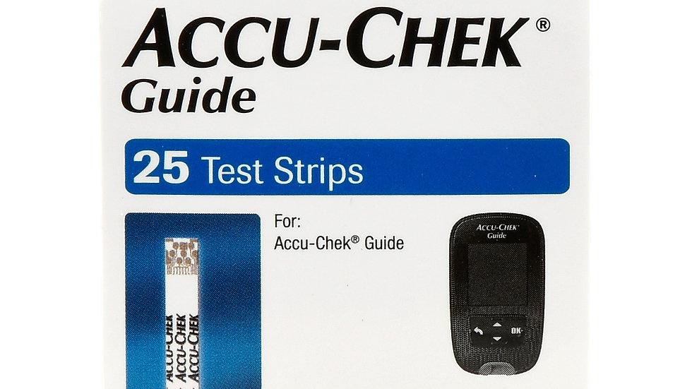 Accu-Chek Guide 25ct