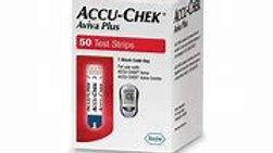 Accu-Chek Aviva Plus 50 Count