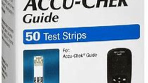 Accu-Chek Guide 50 count