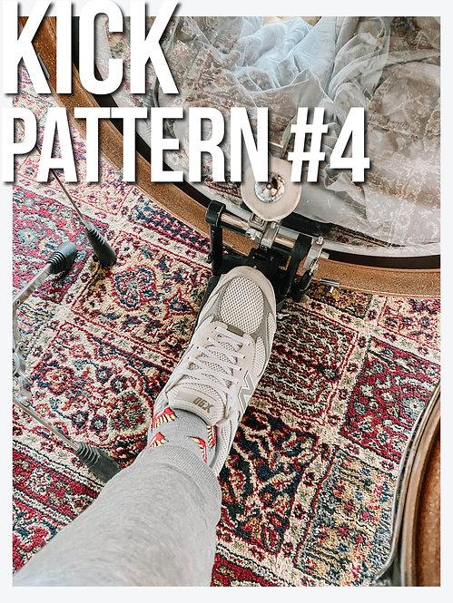 Kick Pattern 4