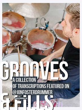 Jon Foster's Grooves & Fills - August 20