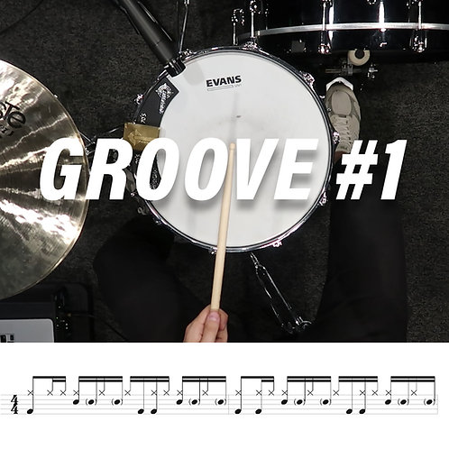 Groove #1 - 40 Adv Grooves