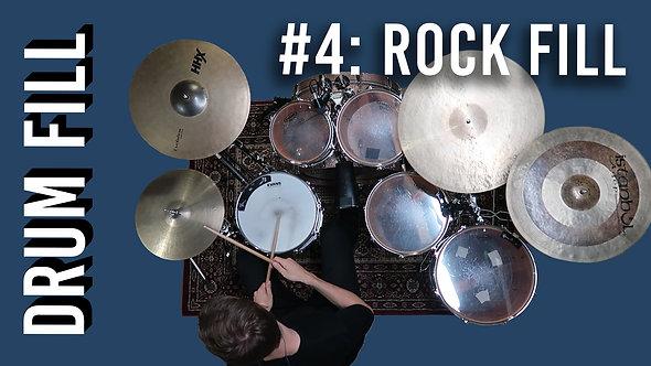 Drum Fill #4: Rock Fill