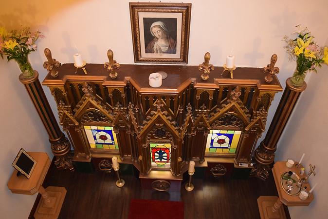Corrigans Funeral Home - Alter