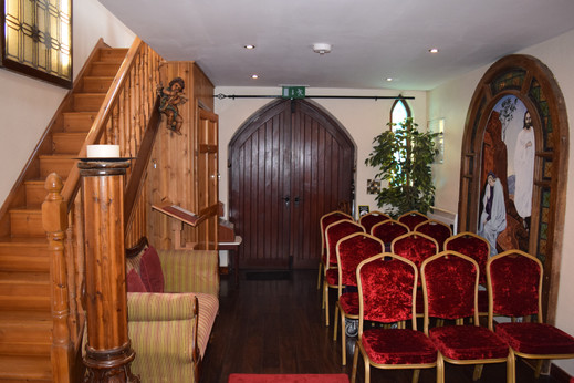 Corrigans Funeral Home - Seating