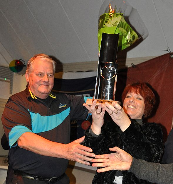 Winnaar Wintershantyfestival