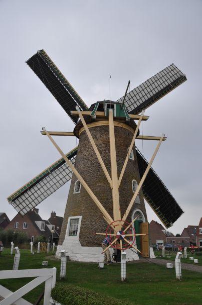 Zoutelande molen