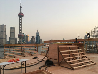 Vans Park Series China Build 2017