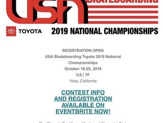 USA Skateboarding National Championships