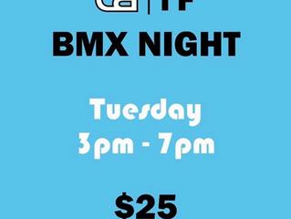 BMX Night!