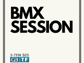 BMX Session Today