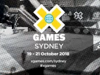 X Games Announces Sydney 2018 Stop
