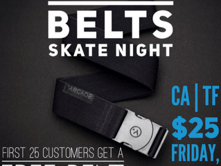 Friday Night Open Skates!