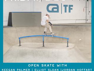 Open Skate - Dec 7th