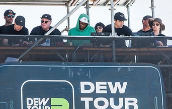 Dew Tour Judges 2017