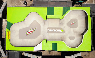 Dewtour Course Break Down 2018