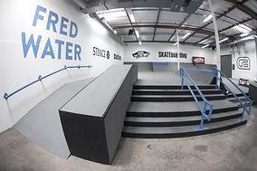 Transworlds Skatepark Fred