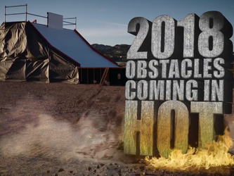 Tough Mudder 2018 New Obstacles