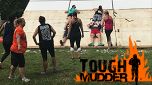 Tough Mudder Nashville 2017