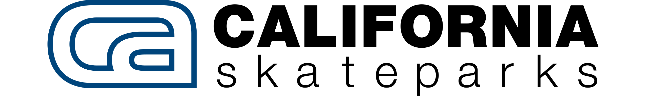 CA Skateparks Logo