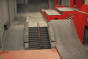 Ryan Sheckler's Training Facility