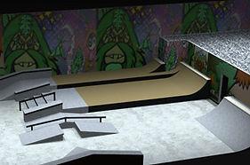 Curren Caples Skatepark