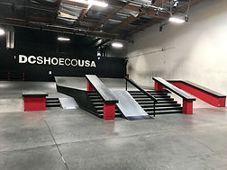 DC / Monster Private Skatepark