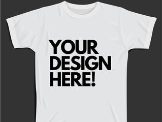 Design A Shirt For Us!