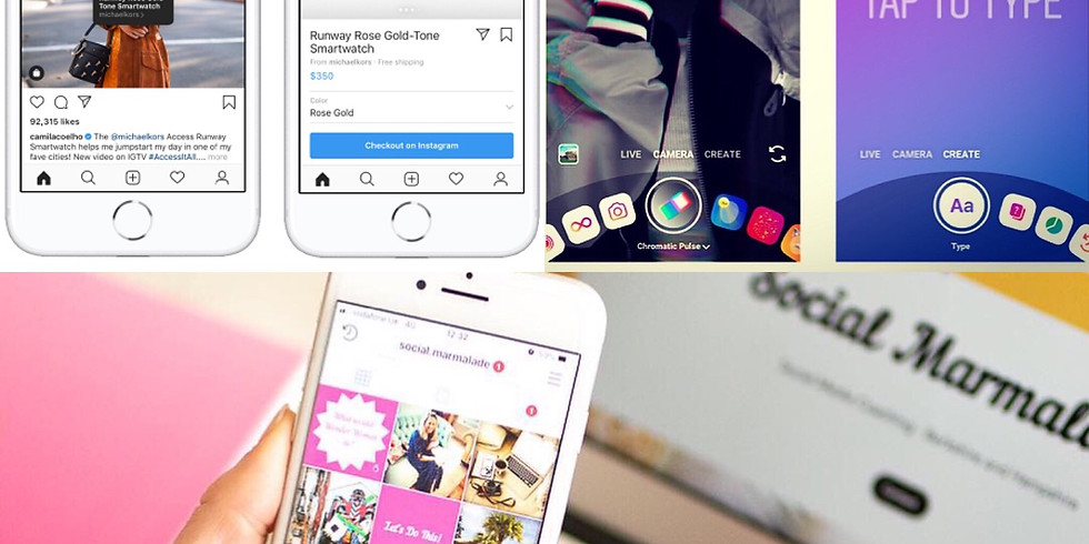 Instagram Stories Workshop - the essential guide