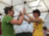 Coraline Bonzon et Séverine Blanchod, calmer le mental et faire une force de sa différence