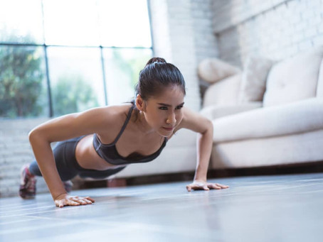 THE AT-HOME HIGH INTENSITY BODYWEIGHT WORKOUT