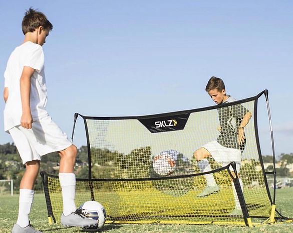 goal soccer training