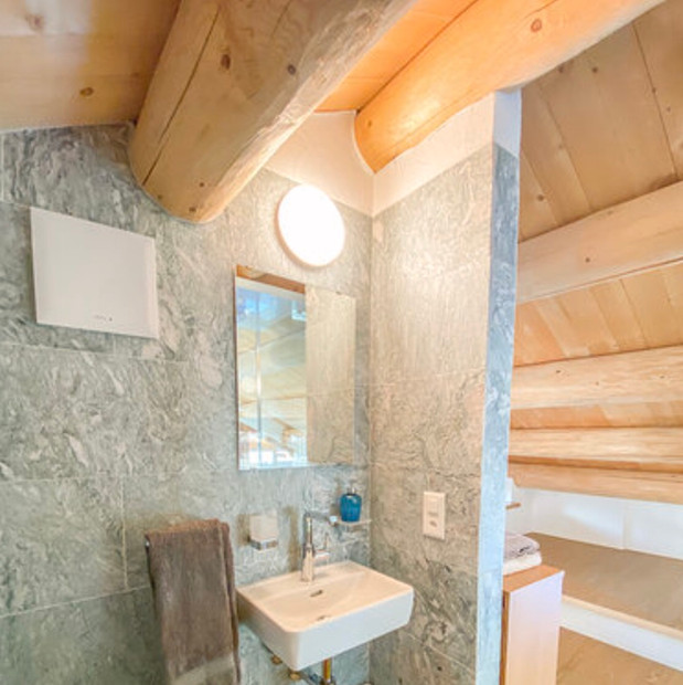 Badezimmer 3 Casa bellavista isola Ferie