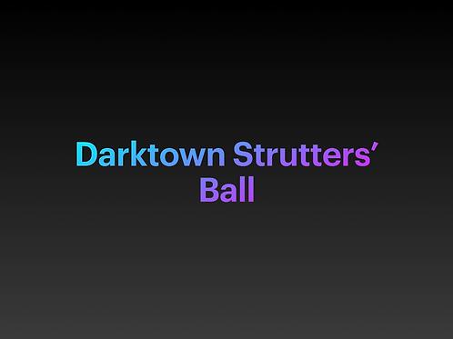 Darktown Strutters' Ball