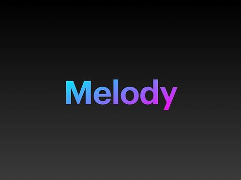 Melody (Mendelssoh)