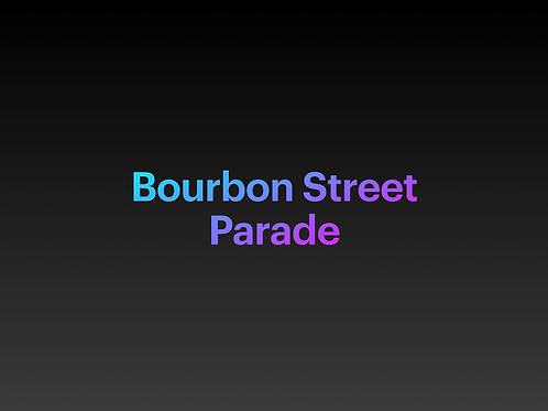 Bourbon Street Parade