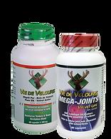 wapiti pur, mega-joints, vie de velours