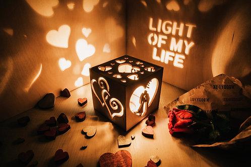 WoodyBox Couple Light
