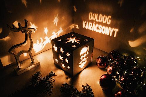 WoodyBox Télapó Karácsony