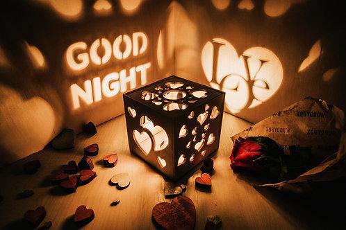WoodyBox Love Good Night