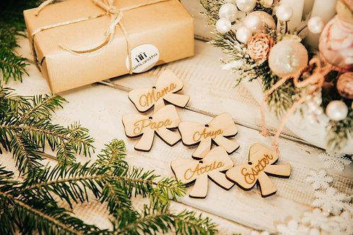 Karácsonyfa Dísz Masni