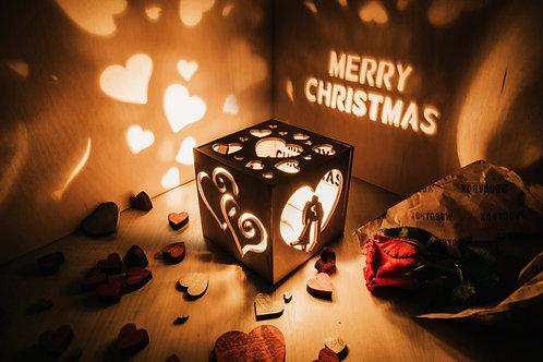 WoodyBox Couple Christmas