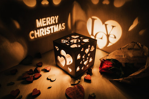 WoodyBox Love Christmas