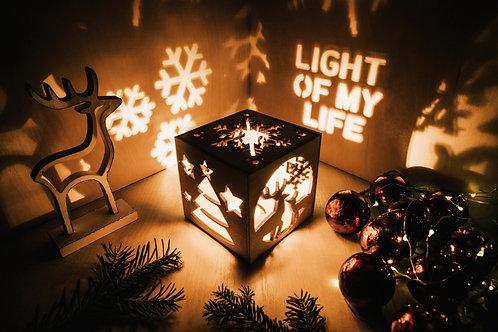 WoodyBox Deer Light