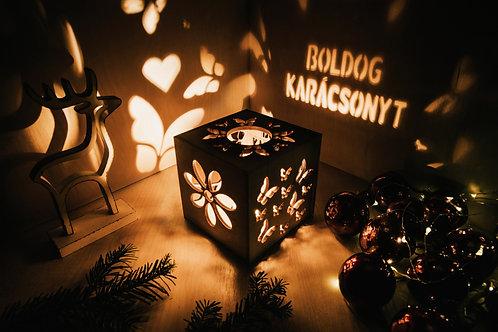 WoodyBox Pillangó Karácsony