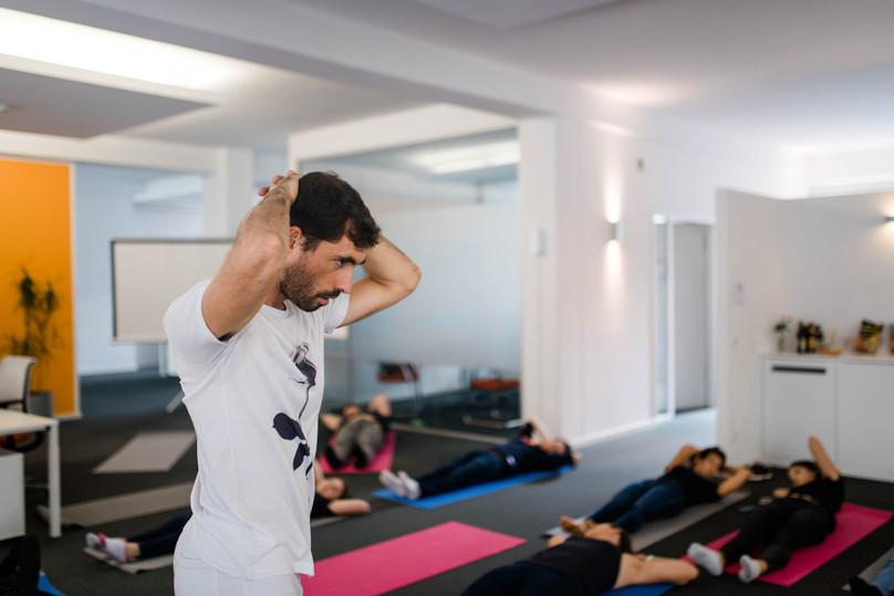 Business Yoga München