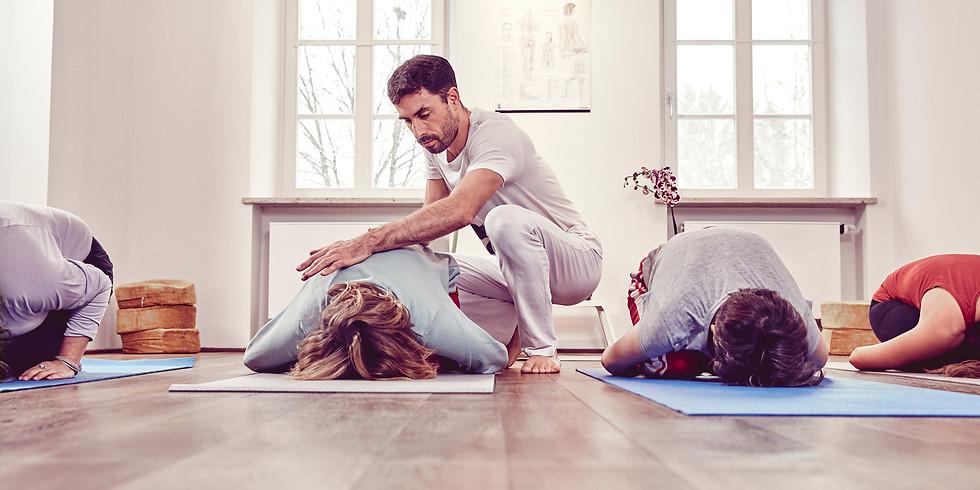 Yoga und Meditation (Anfänger Willkommen!)