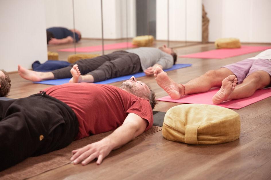 Yoga für Männer München