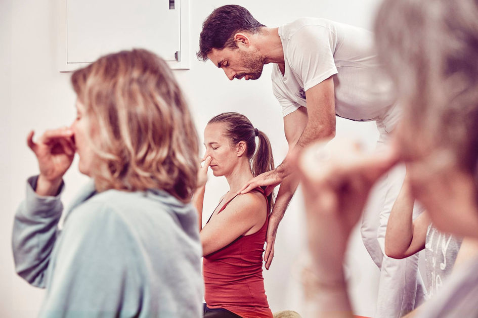 Wechselatmung - Yoga München